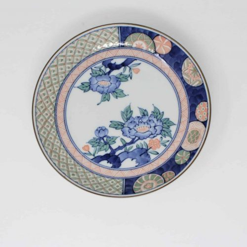 Bowl, Decorative, SAD51, Andrea by Sadek, Chinoiserie, Japan