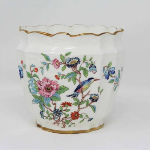 Cachet Pot / Planter, Pembroke by John Aynsley, England