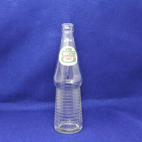 Bottle Canada Dry ACL,12 oz, 1960's