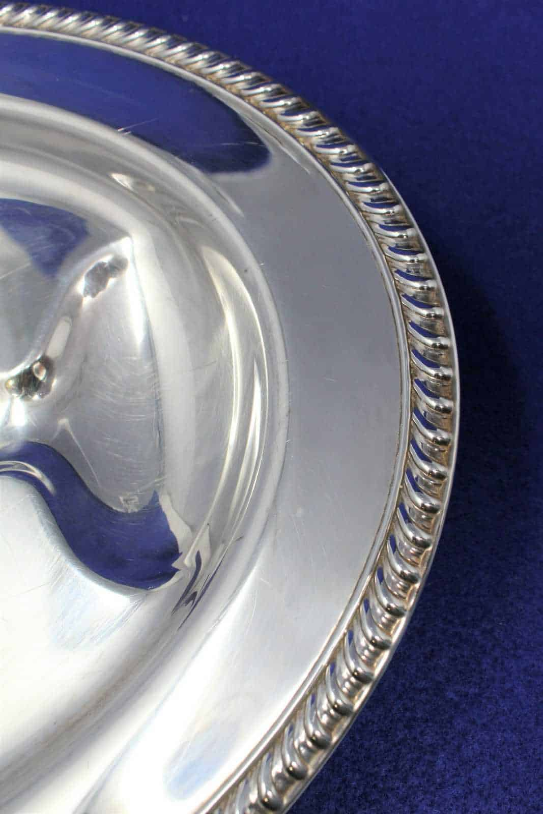 Marks sterling silver wm rogers 1847 Rogers