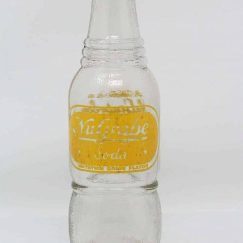 Bottle, NuGrape ACL, 6oz 1950's