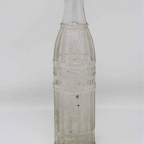 Bottle, NEHI Embossed, 9oz, 1930's, Columbus, GA
