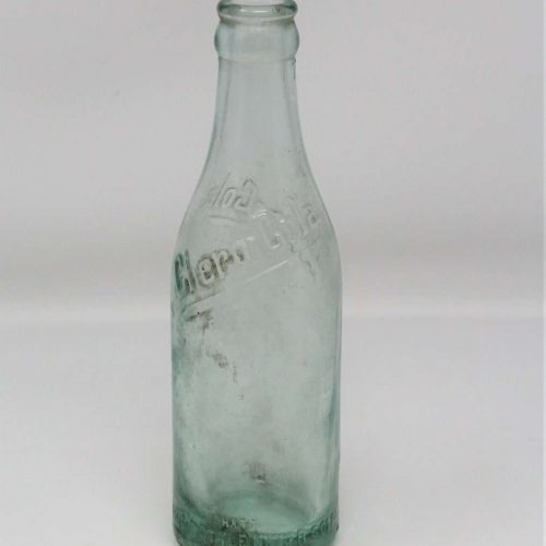 Bottle, Chero-Cola Embossed, 6 1/2 oz, 1920's