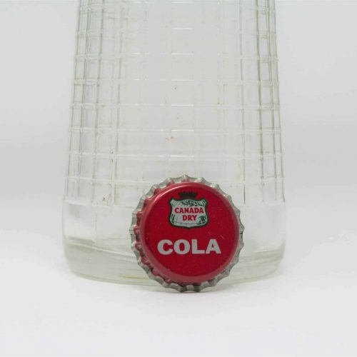 Bottle Cap, Canada Dry Cola, Unused 1950's