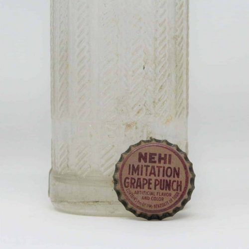Bottle Cap, NEHI Imitation Grape Punch, Unused 1930's