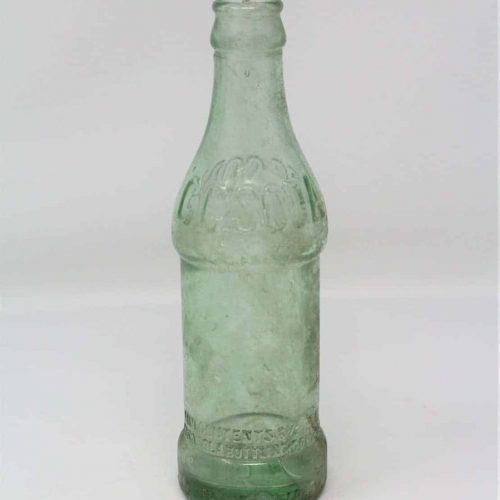 Bottle, CC Soda Embossed, 6 1/2 oz, 1922 Richland, CA