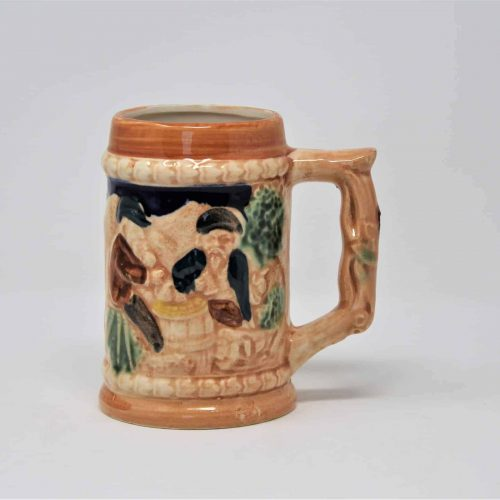 Mug, Beer Stein, German Style, Half Pint, Japan