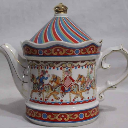 Teapot Carousel, Edwardian Entertainments by Wellington (Sadler)