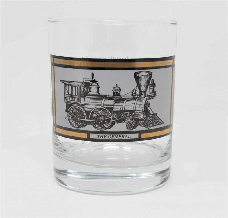 """Glasses, Rock/Whiskey, Avon """"America On The Move"""" Collection, Set of 2"""