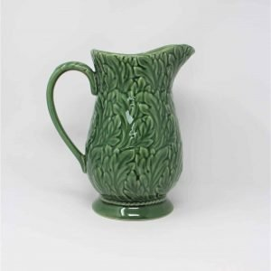 """Pitcher, Footed, Aerin Lauder """"Thicket"""", Aerin For Lenox Collection"""
