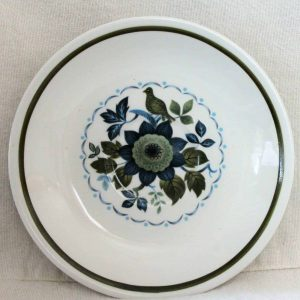 """Saucer """"Concorde"""" by Alfred Meakin, Ironstone, Set of 5"""