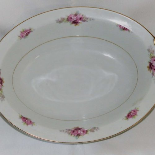 "Serving Bowl, Oval, RC Stamp ""N1427"" by Noritake"
